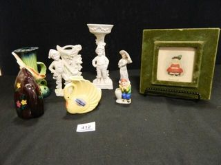 Figurines  Framed Picture