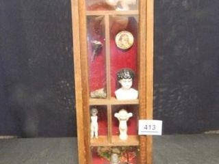 Shadow Box  Miniature Collectibles