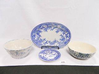 Platter   Saucer Made in Japan