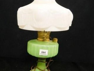 Electrified Vintage lamp