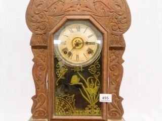 Antique Sessions Kitchen Clock
