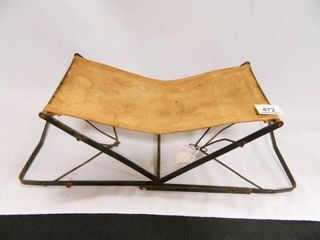 Fold up Canvas Camping Chair