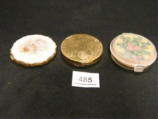 Compacts   3  Stratton England 1
