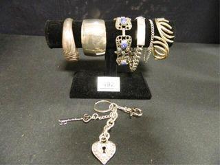 Bracelets  6  Monet 1  Parklane 1