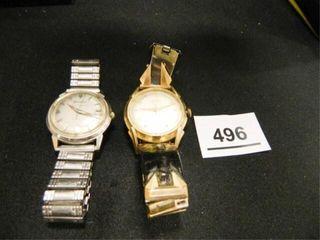 Men s Watches  2  Elgin  Bulova