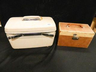 Samsonite Silhouette Suitcase