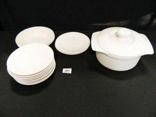 Casserole Dish  White Dishes 12