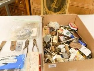 Pliers    Hinges  Household Items