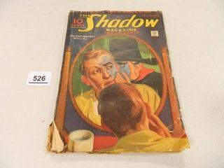The Shadow Magazine  c 1935