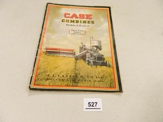 Case Combines Models A  H  and P