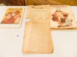 1920 s Magazines  1920 s Paper