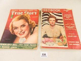 Redbook Magazine 1936