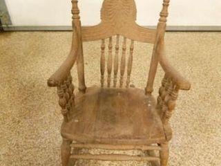 Child s Rocking Chair