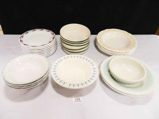 Vintage Bowls   Plates   25