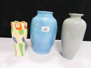 Vases   3  Assorted Styles