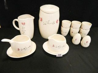 Franciscan Dishes  13 Pieces