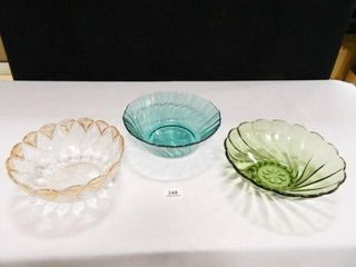 Glass Bowls  3