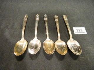 Presidential Collector s Spoons  5