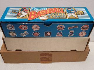1988  1989   1990 Donruss Baseball Complete 660 Card Sets lot