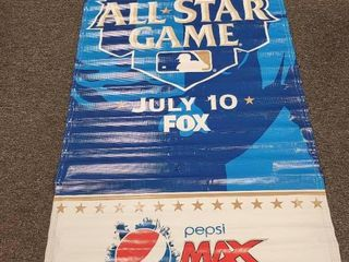 2012 Kansas City Royals All Star Game Dual Side Banner 7ft x 3ft