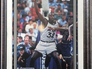 1992 93 Topps Shaquille O Neal Rookie Cards