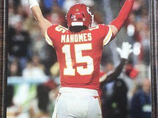 2020 Panini Instant Patrick Mahomes II Kansas City Chiefs Only 746 Made