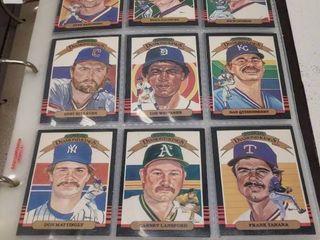1985 Donruss Complete Baseball 660 Card Set w  Kirby Puckett Rookie