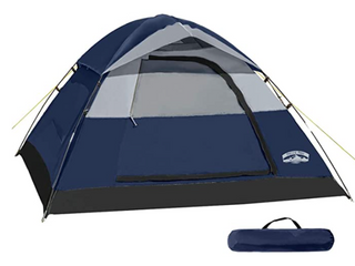 Pacific Pass   2 Person Tent   Navy
