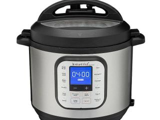 Instant Pot Duo Nova 6 quart 7 in 1 One Touch Multi Use Programmable Pressure Cooker with New Easy Seal lid latest Model