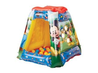 Mickey Mouse Iconic Playland w  20 Balls for Kids