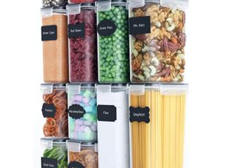 Chefs Path Food Storage Container Set 14 Pcs
