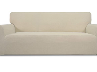 Easy Going Sofa  Stretch Slip Covers  Ivory