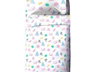 Princess Sassy Sheet Set by Disney Twin