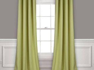 Insulated 52  x 108  Blackout Curtain Set of 2