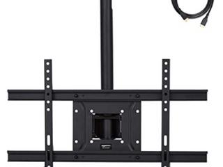 Amazon Basics   Ceiling TV Mount   Fits 37 80  TV