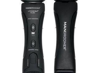 MANGROOMER   lITHIUM MAX PlUS  Body Groomer  Ball Groomer   Body Trimmer