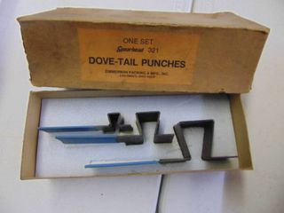 Dovetail Punches