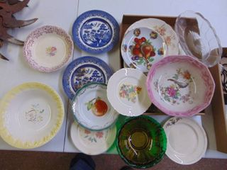 Misc  lot of Glass Bowls