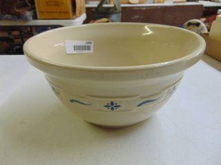 longaberger large Mixing Bowl