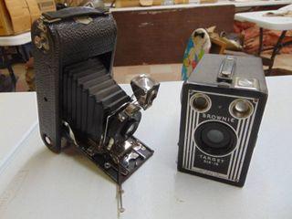 Vintage Cameras lot of 2