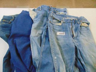 Vintage Blue Jeans 70 s   80 s