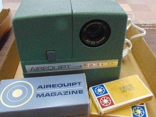 Vintage Slide Projector   Misc