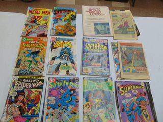 12 Comic Books