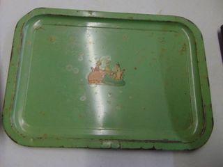 Annelley School lunch Tray
