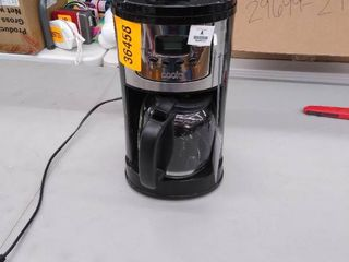 Cooks 12 cup programmable coffee maker