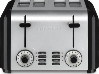 Cuisinart Hybrid Stainless 4 Slice Toaster
