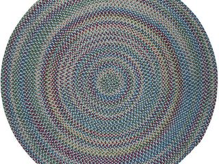 Colonial Mills Andreanna Reversible Braided Round Rug6 x6