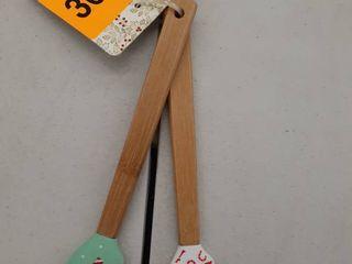 2 piece spatula set