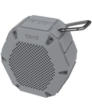 Tzumi Electronics Aqua Boost Water Resistant Speakers