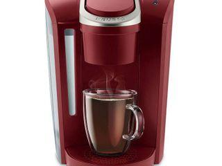 Keurig K Select Single Serve K Cup Pod Coffee Maker Vintage Red